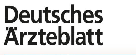 "Article in ""Deutsches Ärzteblatt"" – In Hospital with Diabetes: IT-System Suggests Insulin Dosing"