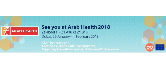 See you at Arab Health 2018!