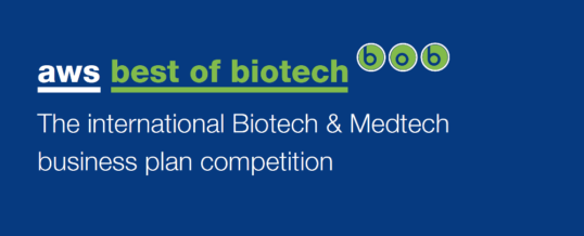 Finalist Best of Biotech 2017