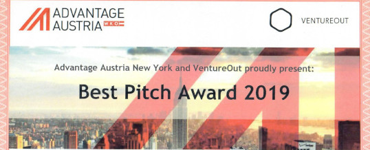 Winner Pitching Days 2019 in New York